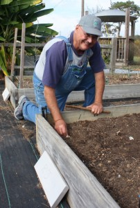 """Unlike most master gardeners, who tend to be smarter in some areas than in others but who remain generalists, RJ has maintained a razor-sharp focus on all things garlic for several years. He's the acknowledged """"garlic guru"""" in central Alabama."""